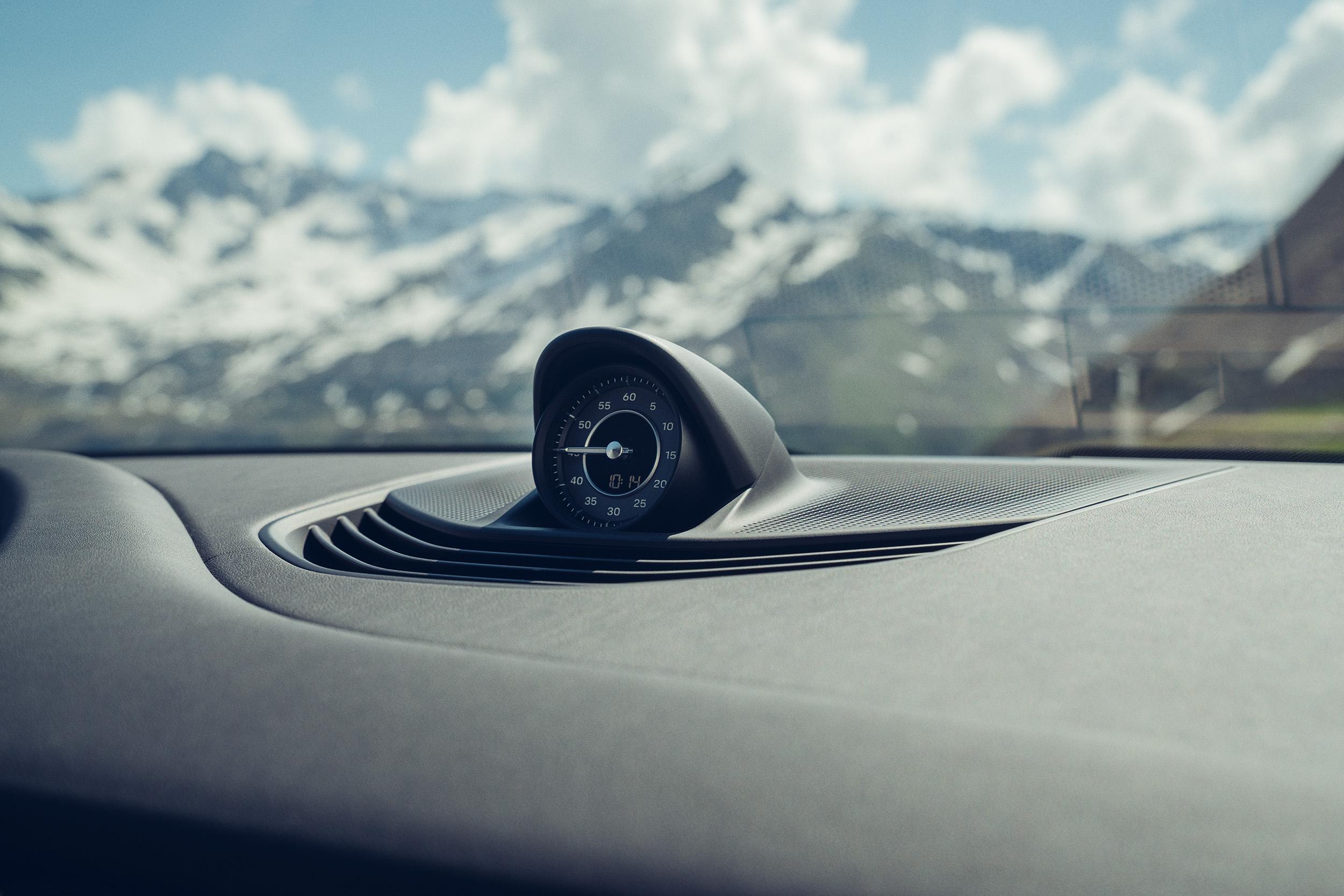 Michael Hanisch for Porsche